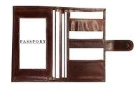 Passport & Boarding Pass Holder