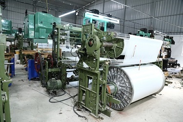 Velvet loom machine supply in surat