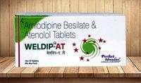 Amlodipine 5 mg & Atenolol 50 mg