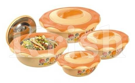 Redan Pot / Casserole3 & 4 Pcs set