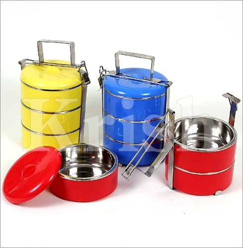 Thai Tiffin Carrier with Stand