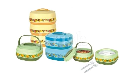 Square Tiffin- Set - OSCAR