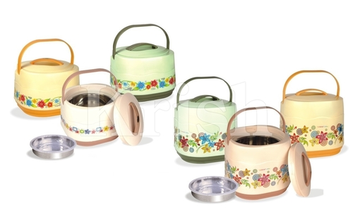 Round Tiffin Set- OXFORD