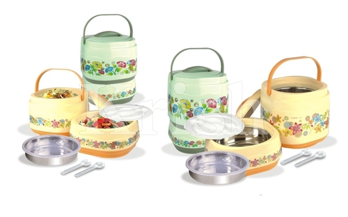 Round Tiffin Set- OCEAN