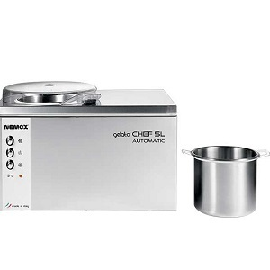 Nemox Gelato Chef 5L Automatic Ice Cream Maker