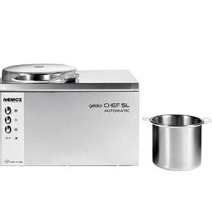 Nemox Gelato Chef 5L Automatic Ice Cream Maker
