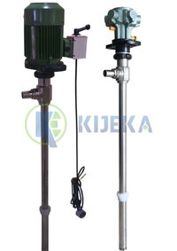 High Viscous Liquid Transfer Drum Pump