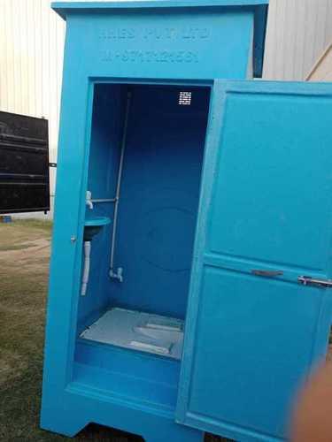 Single Seater Toilet