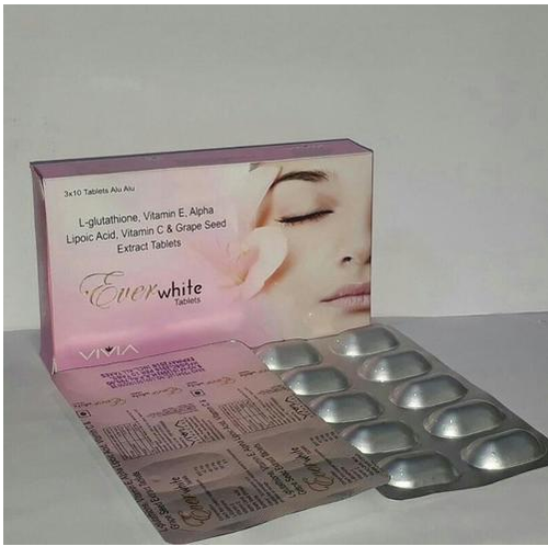 Skin Whitening Tablet