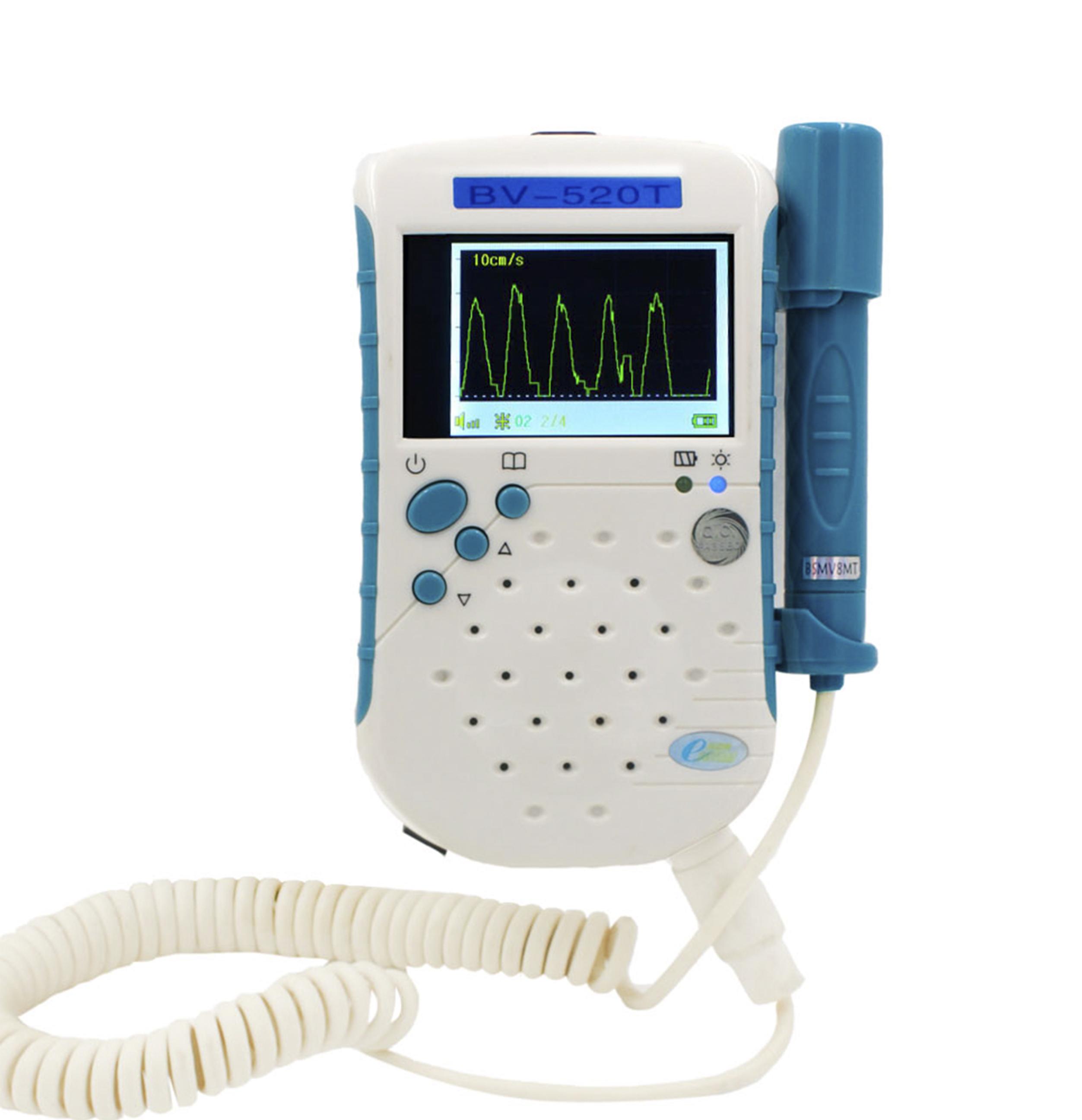 Ultrasonic Vascular Doppler BV-520T Unidirection