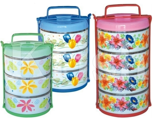 China Tiffin With Stand