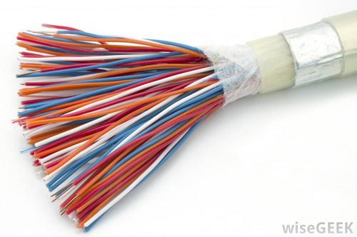 Armoured Copper Cable Modification