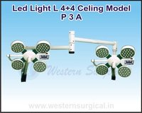 Led Light L 4+4 Celing Mode