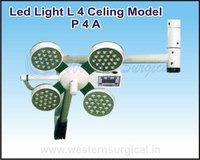 Led Light L 4 Celing Model