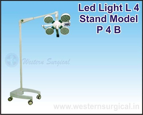 Led Light L 4 Stand Model