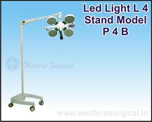 Led Light L 4 Stand Model