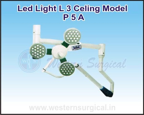 Led Light L 3 Celing Model