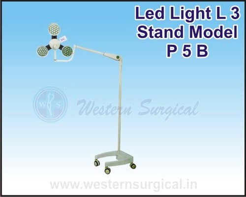 Led Light L 3 Stand Model