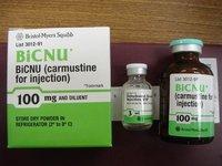 BICNU (CARMUSTINE) 100 mg