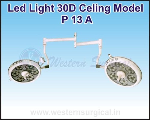 Led Light 30D Celing Model