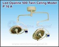 Led Opaline 500 Twin Celing Model