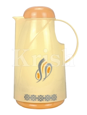 Pearl Flask With Glass Refill