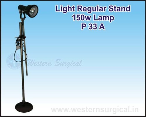 Light Regular Stand 150w Lamp