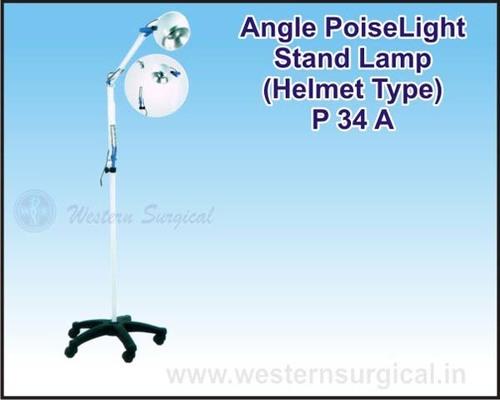 Angle PoiseLight Stand Lamp (Helmet Type)
