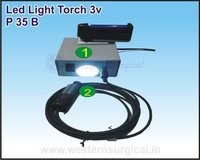 Led Light Torch 3v