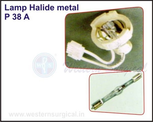 Lamp Halide metal