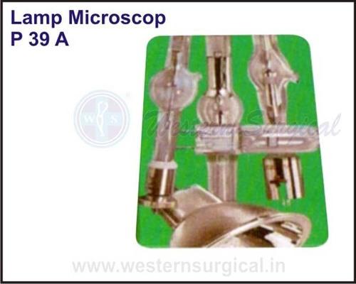 Lamp Microscop