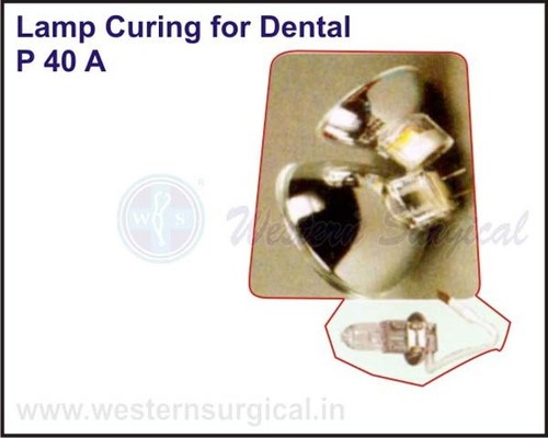Lamp Curing for Dental