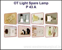 OT Light Spare Lamp