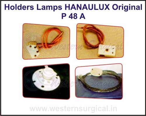 Holders Lamps HANAULUX Original