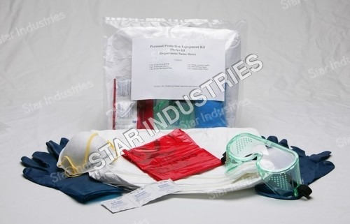 Personal Protective Equipment (PPE Kit) - Series 3