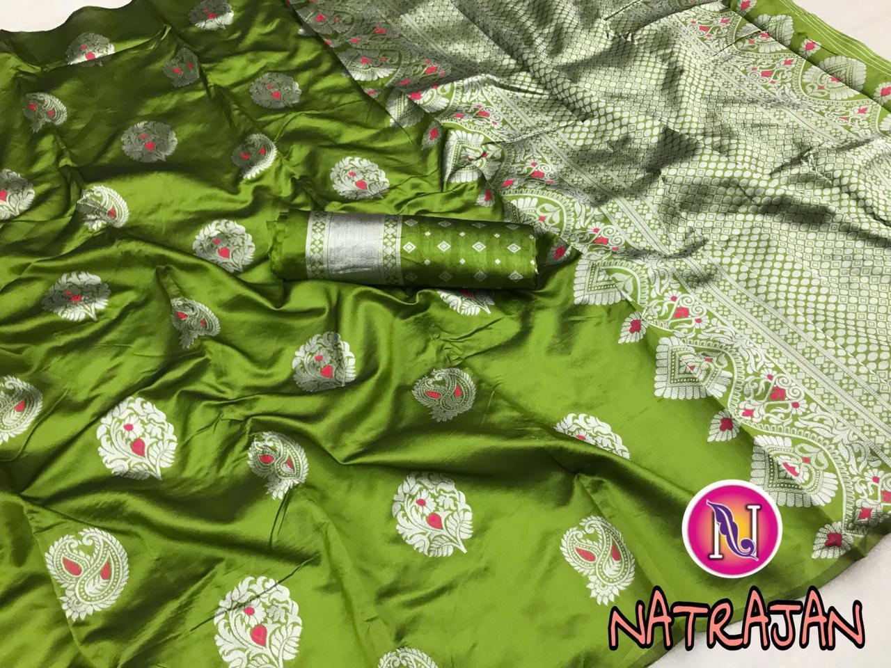 NNC- NATRAJAN saree