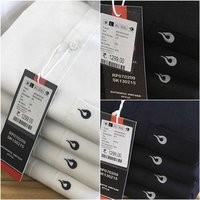 MEN'S PLAIN ZODIAC KNIT SHIRT