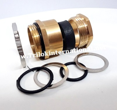 DC Brass Cable Gland