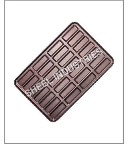 28 Molds Footlong Bun Tray
