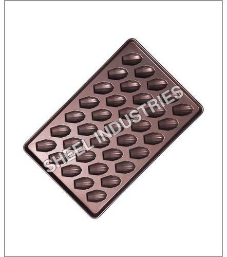 Madeleine Baking Tray 35 Molds