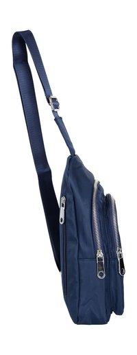 POSTMAN BAG BLUE