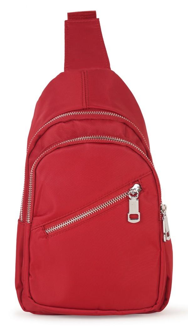 POSTMAN BAG RED