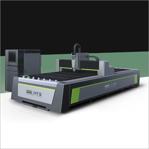 Open-Type Double Drive Fiber Laser Cutting Machine