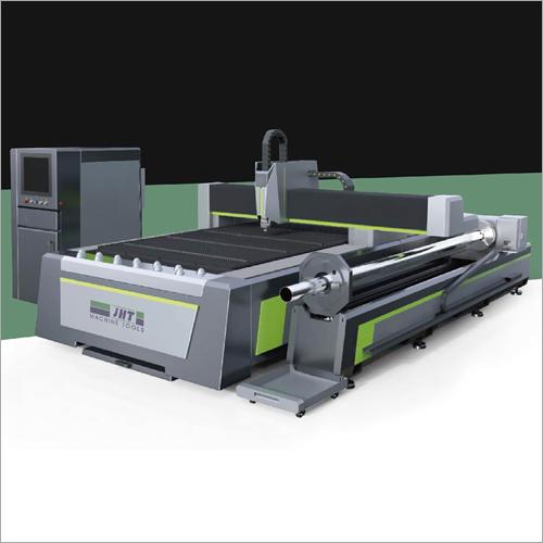Tube Plate integrated Optical Fiber Laser Cutting Machine