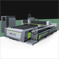 Tube Plate integrated Optical Fiber Laser Cutting Machine