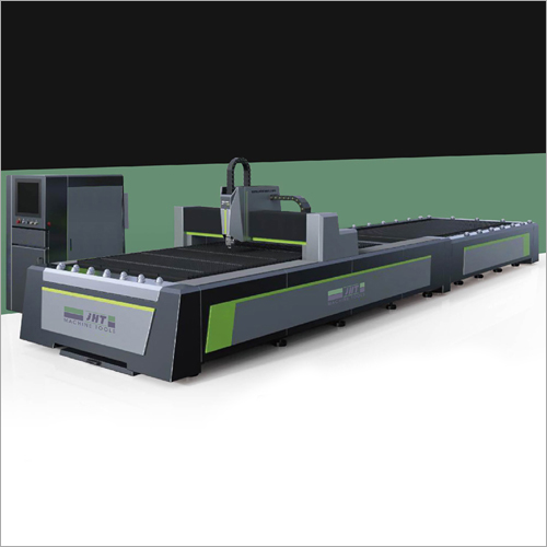 Open Type Double Drive Switching Optical Fiber Laser Cutting Machine