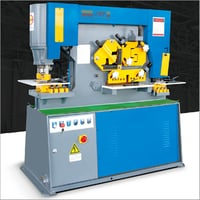 Q35Y Series Hydraulic Combined Punching & Shearing Notchine Machine