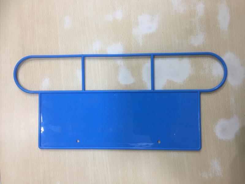 Plastic Pouch Hanger