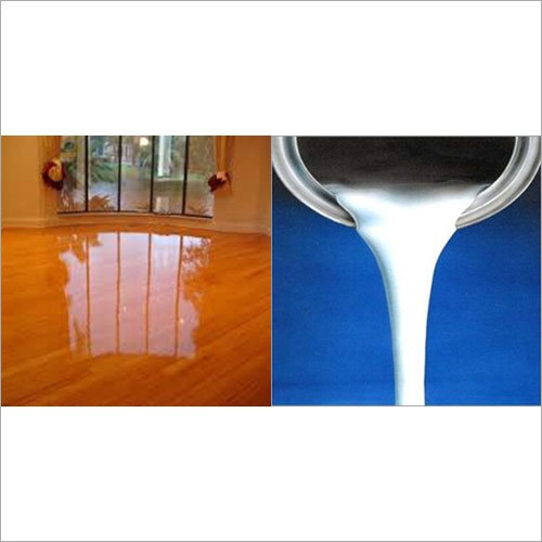 High Gloss Metal Poly Urethane Coating