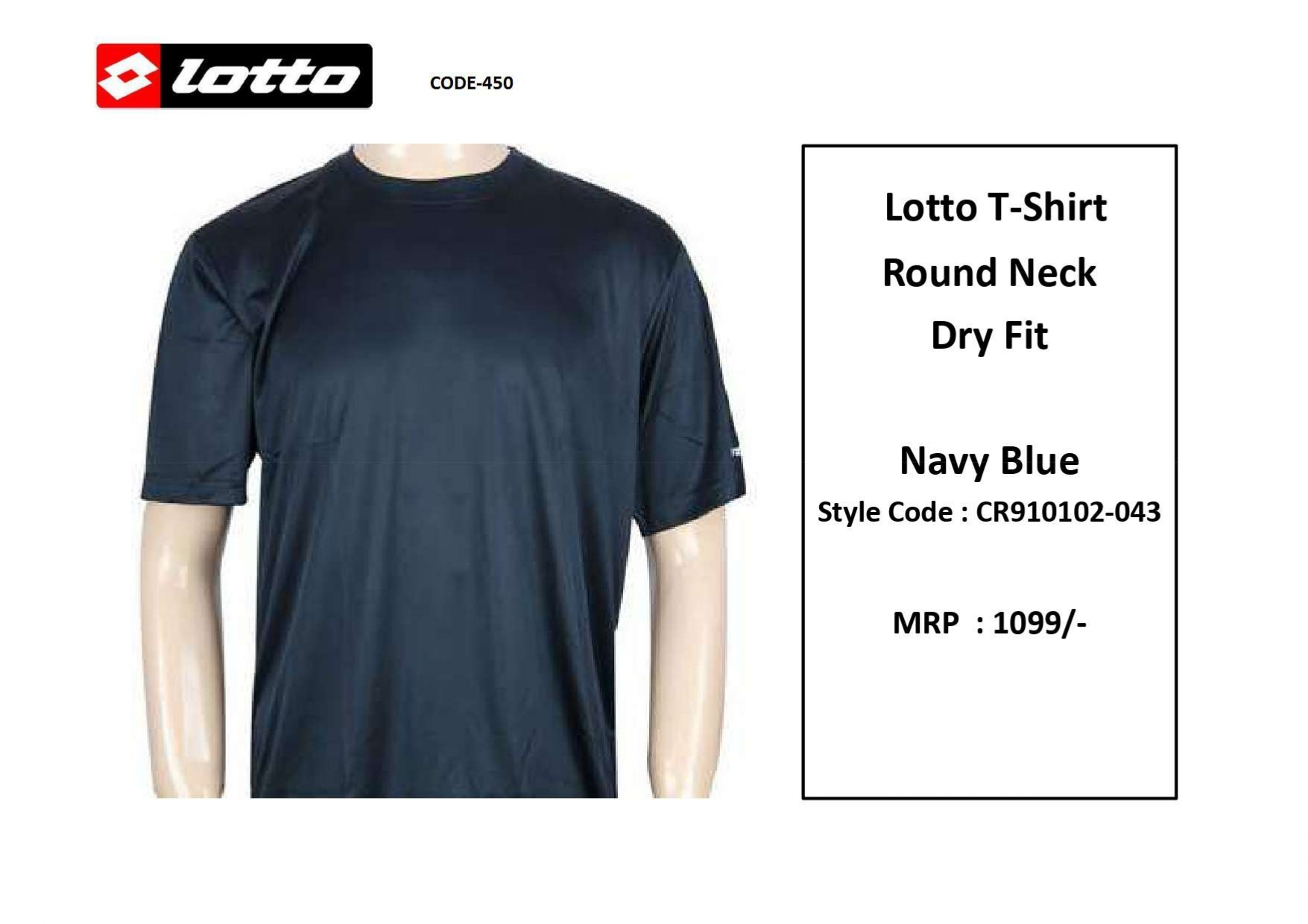 Lotto Polo T-shirt